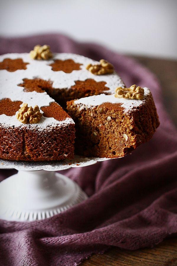Gâteau persan aux noix