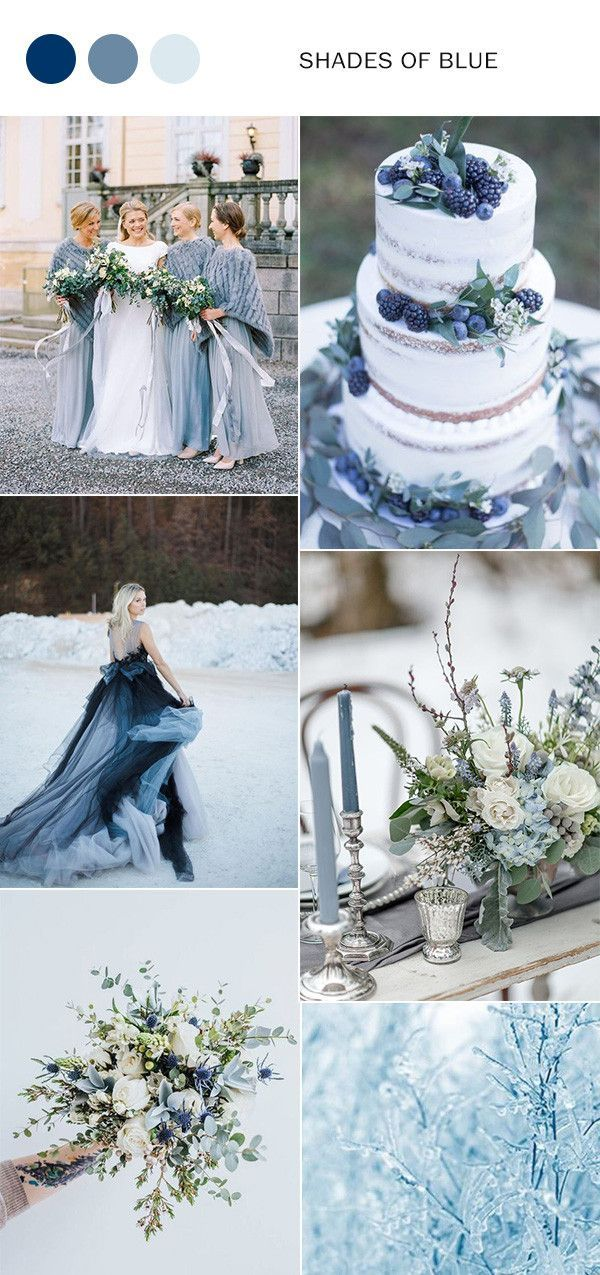 Top 10 Winter Wedding Color Ideas For 2019 2020 Oh Best Day