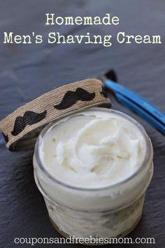mens shaving cream