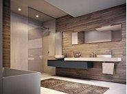 Casa de banho completa em laminado