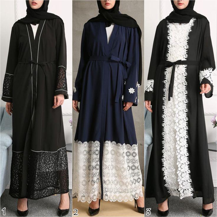 Gorgeous Shein Abayas