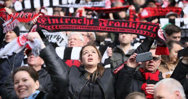 Eintracht Frankfurt: Stadt Darmstadt sperrt Eintracht-Fans aus ...