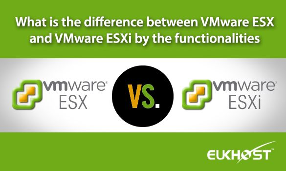 What is the difference between #VMware ESX and VMware ESXi by the functionalities Read more: http://euk.host/sskb15se15 Blog: http://euk.host/ssb15se15 Infographics: http://euk.host/ssinf15se15  #webhosting