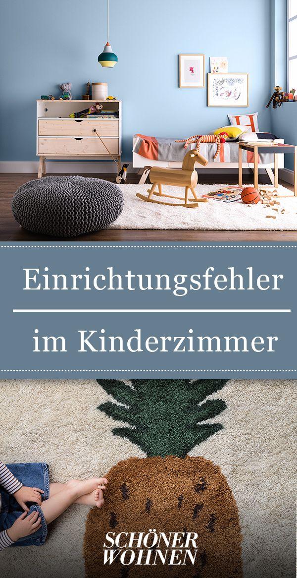 Wohnfehler im Kinderzimmer in 2019 | Babyzimmer | Kinder ...