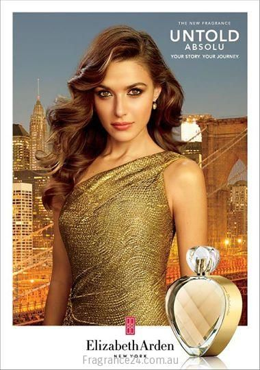 Elizabeth Arden brings out Untold Absolu perfume, a new facet of its Untold fragrance. This luxurious new creation is a deep presentation of the classic Untold that showcases the more mysterious facet of the classy female of today as she thrives in her life's adventure, her story, her journey. Read more: http://www.fragrance24.com.au/woman/elizabeth-arden-untold-absolu/