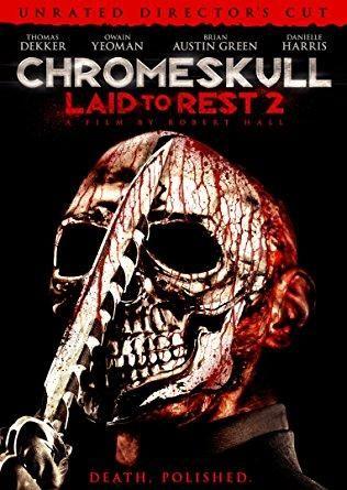 Thomas Dekker & Owain Yeoman & Robert Hall-ChromeSkull: Laid to Rest 2