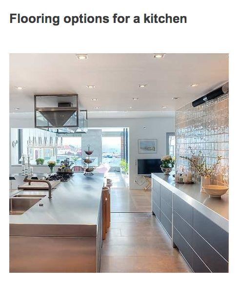 IMPROVE kitchen floors