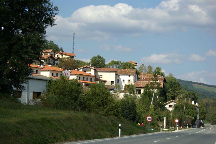 Zuriáin, Navarra, Camino de Santiago