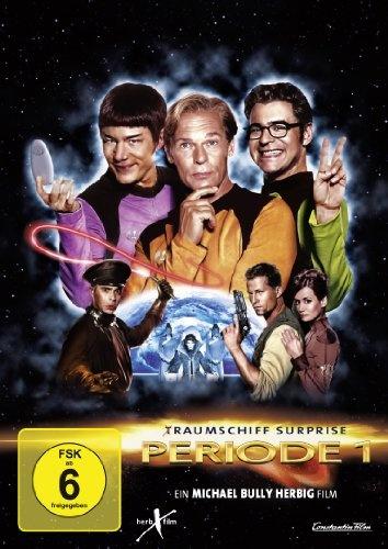 (T)Raumschiff Surprise - Periode 1 * IMDb Rating: 5,0 (6.707) * 2004 Germany * Darsteller: Michael Herbig, Rick Kavanian, Christian Tramitz,