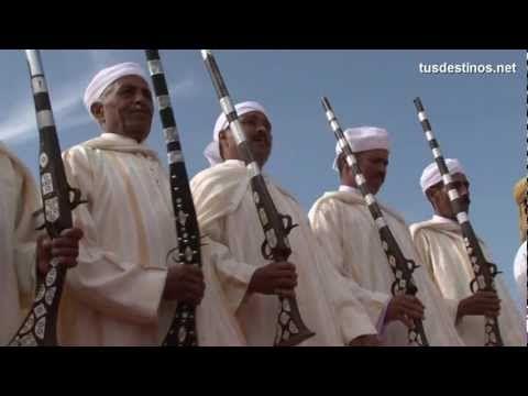 Folklore Árabe - YouTube