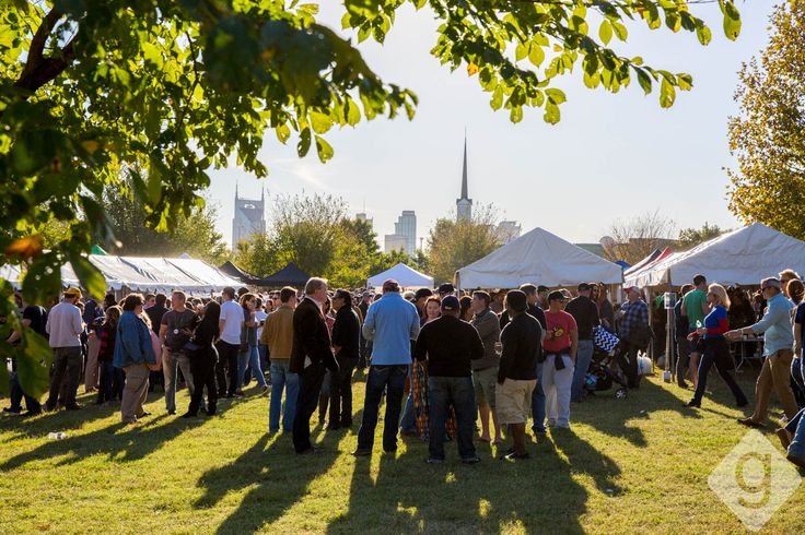 OCT. 22 - Nashville Beer Festival at The Musicians Hall of Fame and Museum in Nashville, Tennessee. Sample over 150 beers, wine and spirits.