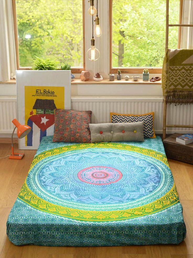 les 18 meilleures images du tableau tentures ethniques sur. Black Bedroom Furniture Sets. Home Design Ideas