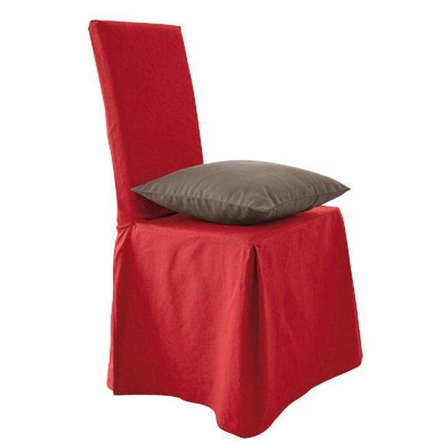 17 meilleures id es propos de housses de chaises sur pinterest chaise de - Housse de chaise la redoute ...
