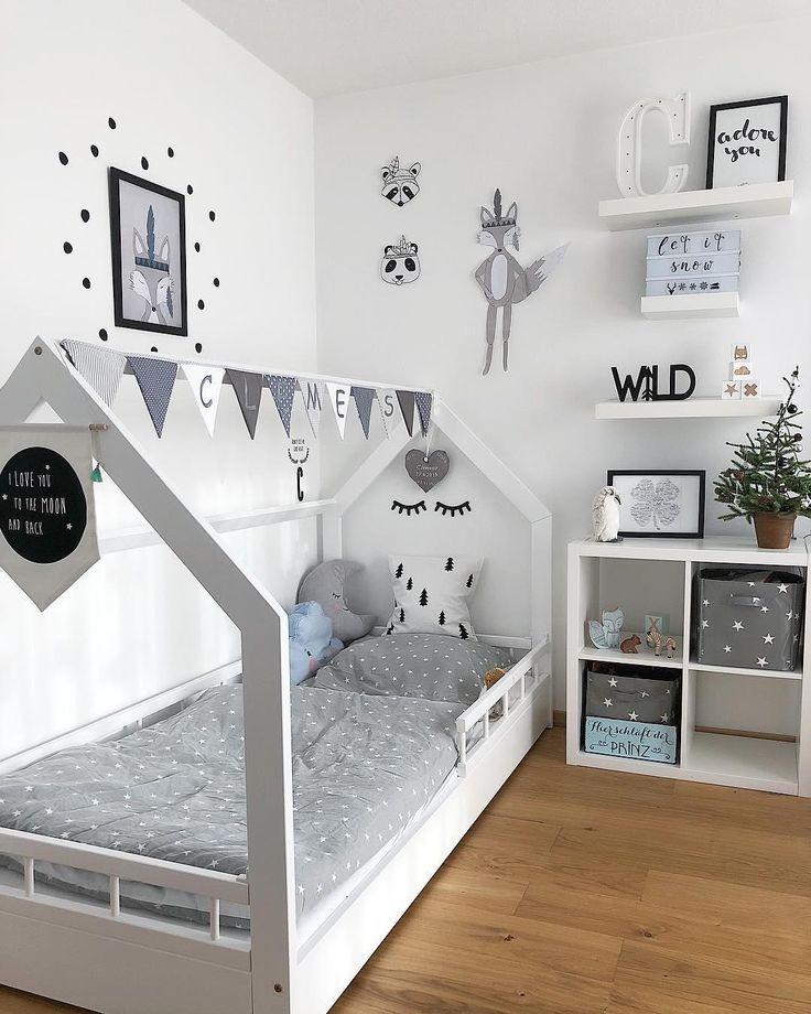 Eine sanfte Beleuchtung ist wichtig, um eine ruhige & friedliche Umgebung im Kinderzimmer zu schaffen.Babies & Kleinkinder brauchen warmes Licht, um…