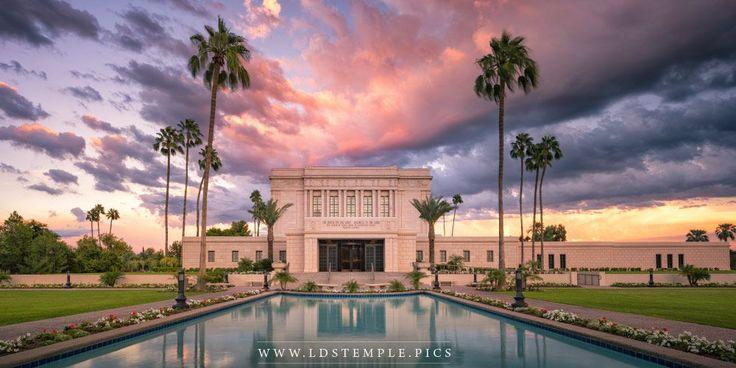 Mesa Arizona Temple | LDS Temple Pics