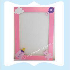 Cadre photobooth pour un baptême, baby shower, ou anniversaire Disponible sur commande lababyshowerdemaman@hotmail.fr www.lababyshowerdemaman.fr