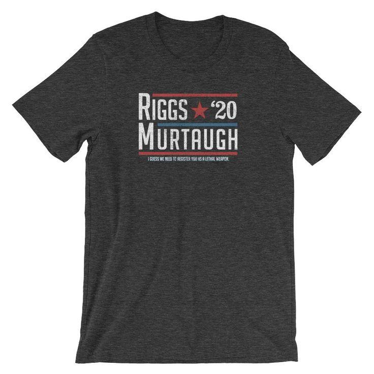 Riggs & Murtaugh - 2020 - T-shirt