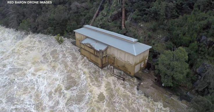 Drone footage shows devastating floods in Tasmania. http://mashable.com/2016/06/11/tasmania-flood-drone-footage/?utm_cid=mash-prod-nav-sub-st