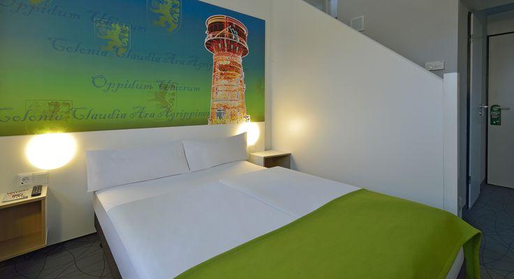 Familienzimmer im B&B Hotel Köln-Frechen
