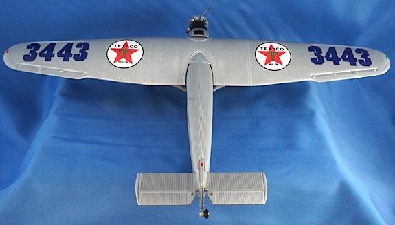 1927 ford tri motored monoplane texaco s first plane