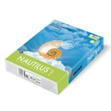 Papier Nautilius ECO A4, 100 % Recykling. Pamiętaj o ekologicznym stylu życia również w pracy. Jeśli nie musisz nie drukuj.
