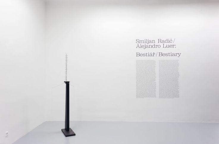 Smiljan Radic, Jan Mahr · Bestiary
