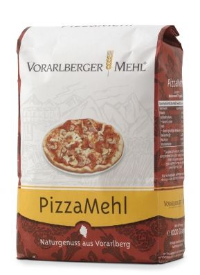 Vorarlberger Mehl : Pizzamehl - special flour for your pizza from Austria