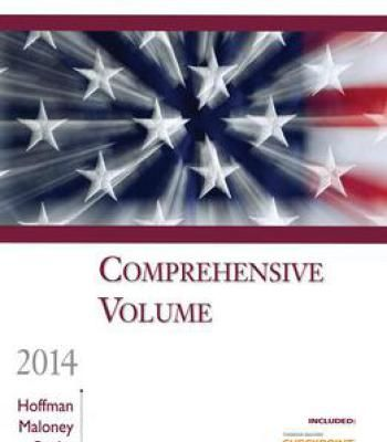 South-Western Federal Taxation 2014: Comprehensive 37th Edition PDF