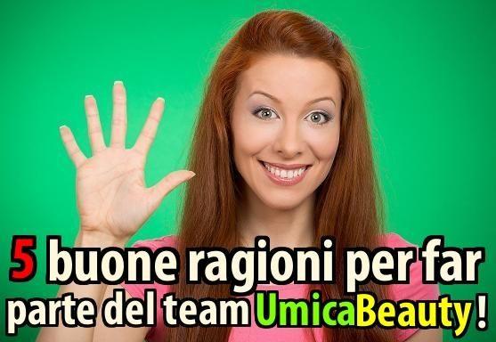I migliori distributori Umica nelle regioni e province Italiane del Team Umicabeauty