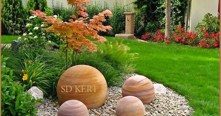 * Csináld magad kertépítés *: Szép kert ötletek