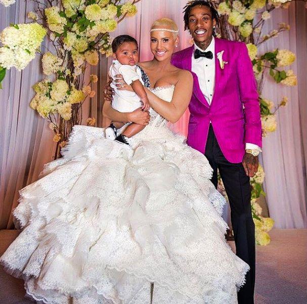 Wiz Khalifa Wants Child Custody Says Amber Rose's Violent Mom Uses N Word!  #AmberRose #Celebrity #Drama