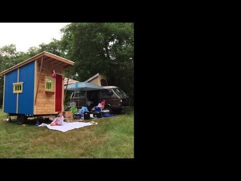 Lloyd s blog canadian family builds tiny home on wheels for Tiny house blog family