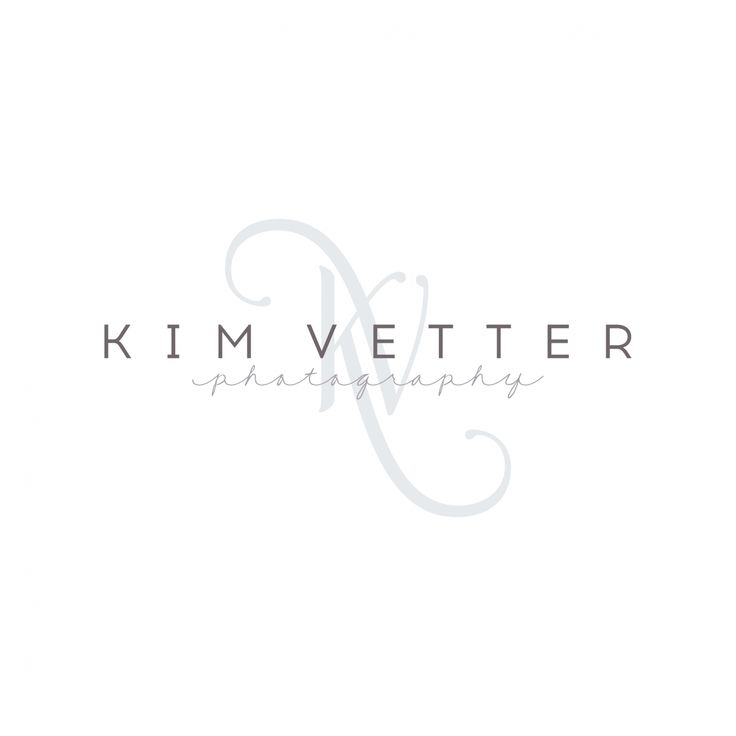Like the length and the background image. custom photography logo design | logos for photographers More