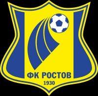 FC Rostov of Russia crest.
