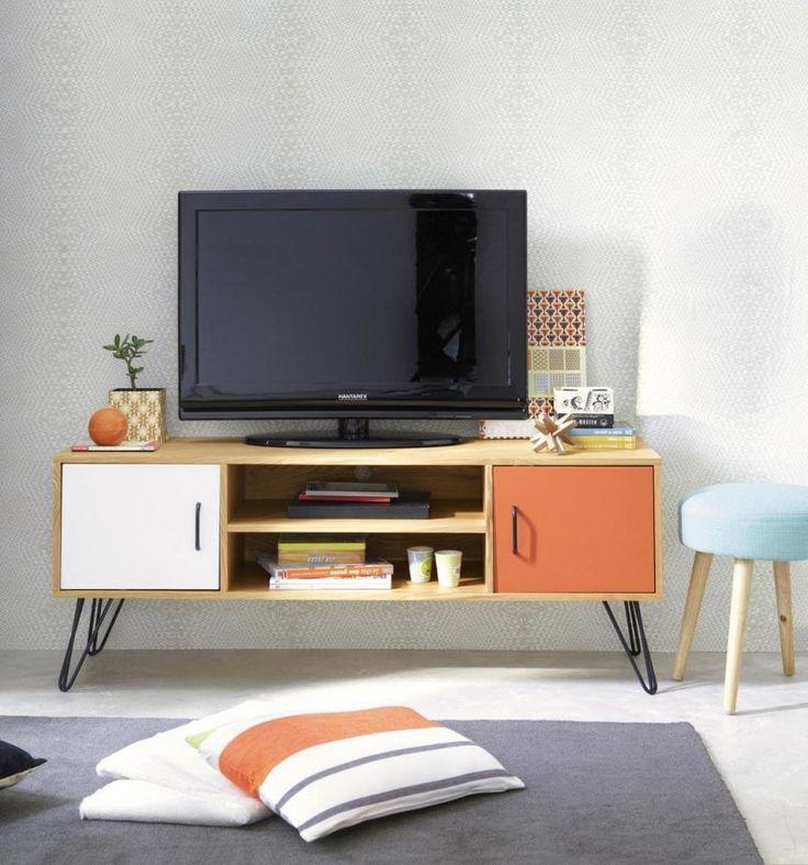 chouette meuble télé twist maison du monde