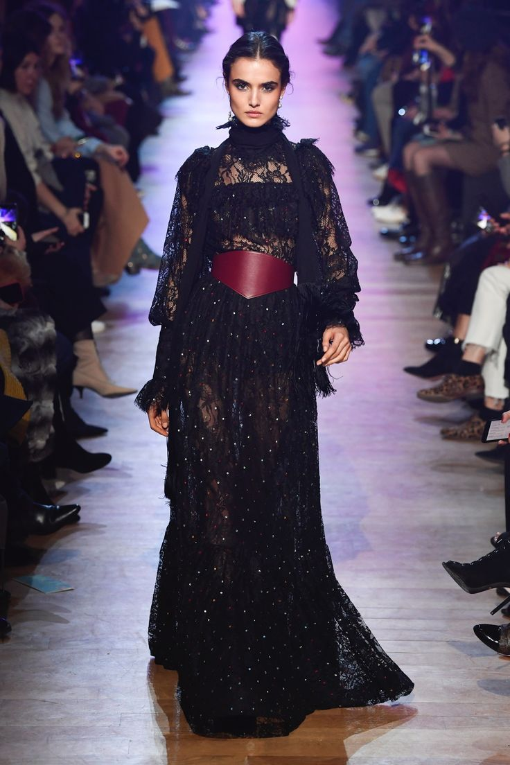 Elie Saab Fall 2018 Ready-to-Wear Collection - Vogue