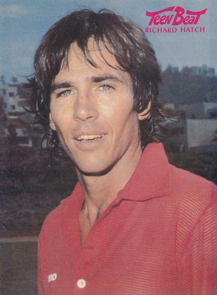 Richard Hatch (from Battlestar Galactica)