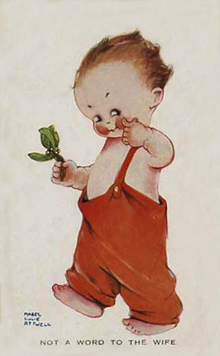 © Mabel Lucie Attwell