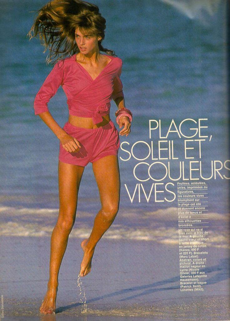 Resultado de imagen de 80's 90' summer fashion covers