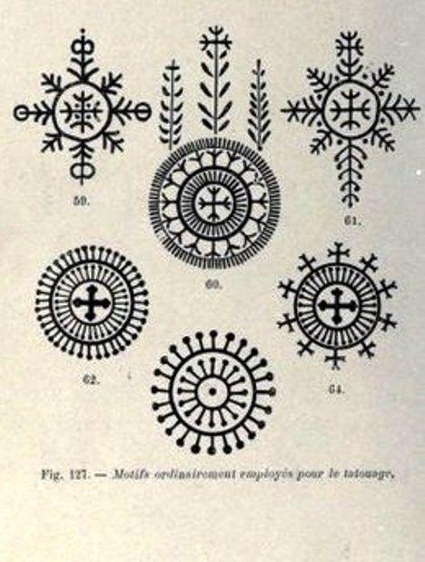 croatian motifs