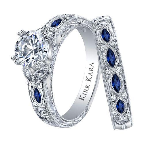 Kirk Kara | Designer Engagement Rings and Wedding Bands | Diamonds Direct | Charlotte, Birmingham, and Raleigh