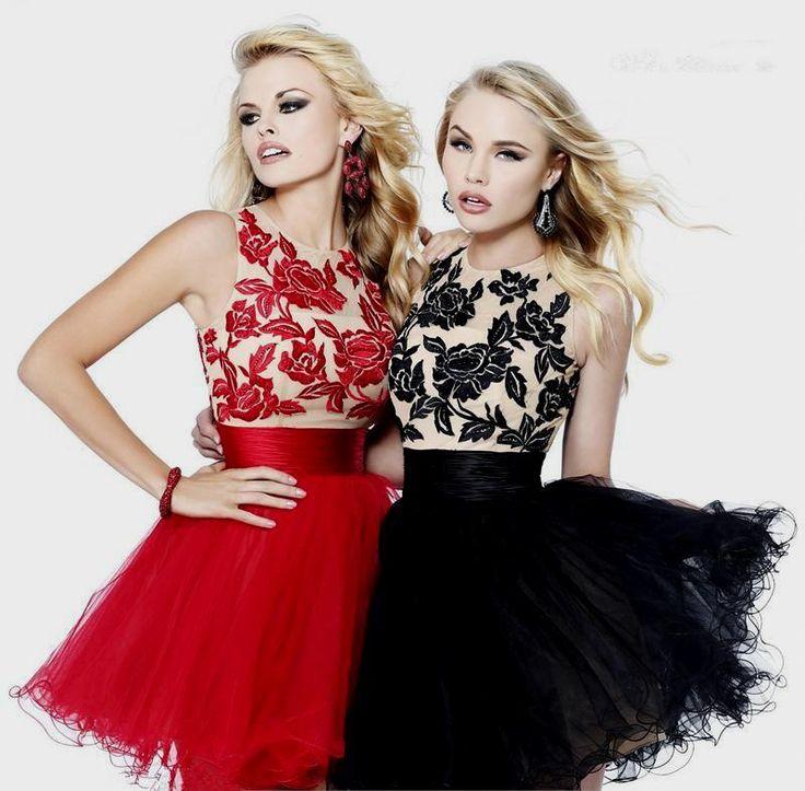 Lace Cocktail Evening Prom Dresses Australia Online Plus Size 24 to 10