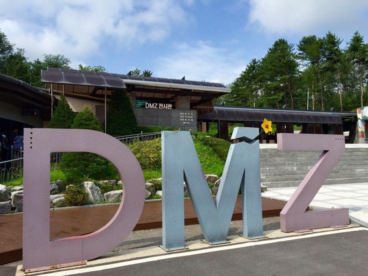DMZ - ei kenenkään mailla — With huge passion for life