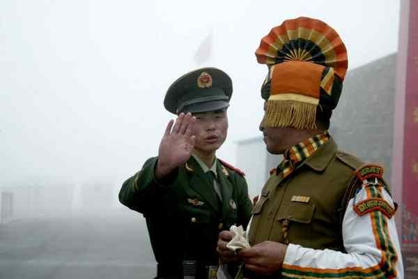 Indian Army Says No Incursion By China