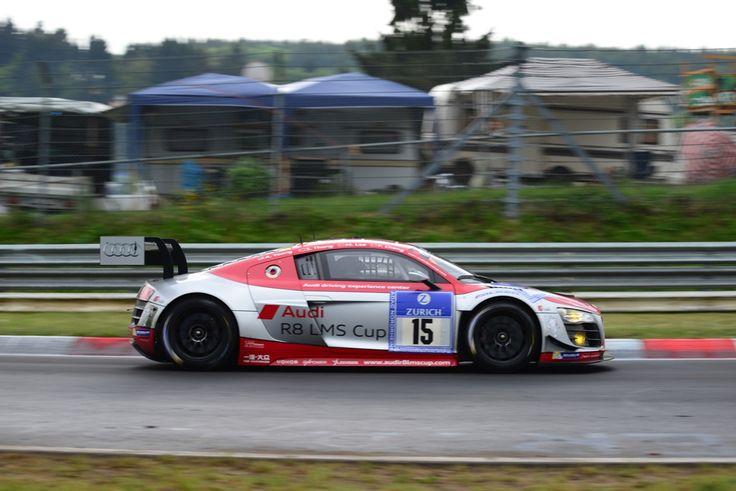 Audi R8 LMS Nürburgring 24-h-Race 2015
