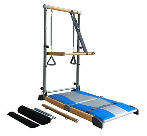 Beverly Hills Fitness Supreme Pilates Pro SPP089 with Ballet Barre Toning Tower, Yoga Pad, and Dvd's Beverly Hills Fitness http://www.amazon.com/dp/B00O595340/ref=cm_sw_r_pi_dp_ZOq3ub0M76EZK