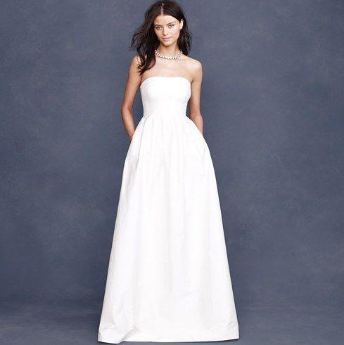 J. Crew Lucinda Ball Gown | so pretty!