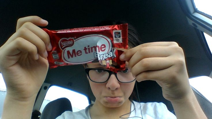 No! The Me Time Break is broken! That means... No Me Time. NOOOOOOO!!!