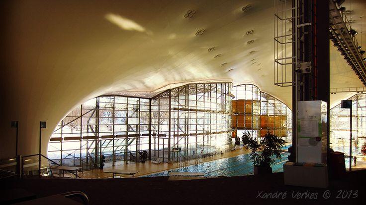 Olympiapark, Munich - IMG_2848a
