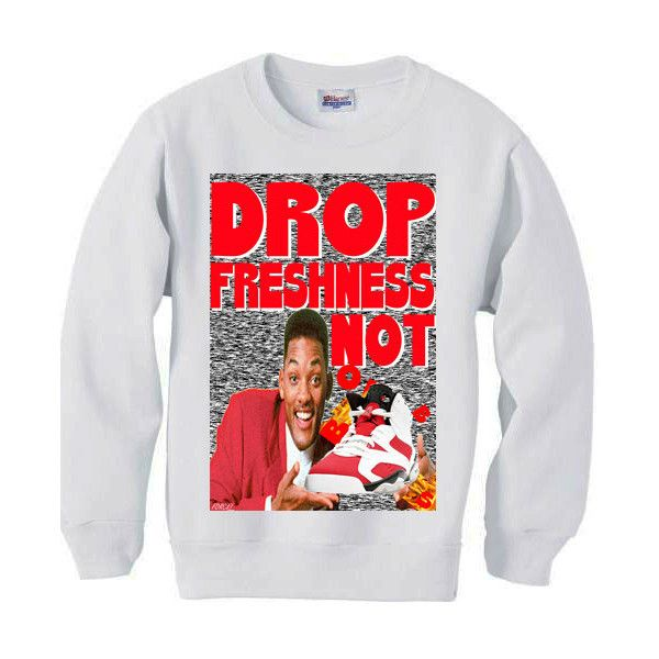 Fresh prince drop freshness not bombs